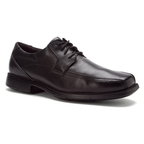 Dunham Men's Douglas Bikefront Oxford Black Oxford 10 B (N) Black