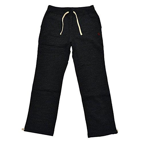 Polo Ralph Lauren Mens Fleece Athletic Pants (Small, Black) (Lauren Ralph Mens Fleece)