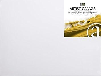 Art Advantage 22-Inch by 28-Inch Artist Canvas