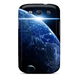 Hot Design Premium VQx12352XWkq Cases Covers Galaxy S3 Protection Cases(space)