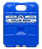 reusable cooler ice packs - ARCTIC ICE Chillin Brew Series Reusable Cooler Pack, Reusable Ice Packs for Coolers, Long Lasting Ice Pack, X-Large Ice Pack