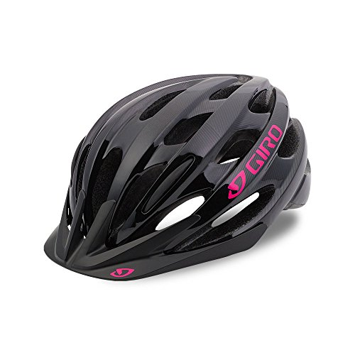 Giro Verona Womens Cycling Helmet Black Tonal Lines Universal Women's (50-57 - Giro Tune