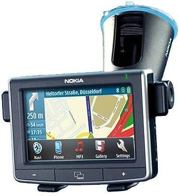 Nokia N500 Europa Navigationssystem Inkluive Tmc Elektronik