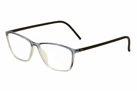 8dd57b6ca3e2 Amazon.com  Silhouette Eyeglasses SPX Illusion Full Rim 1560 6058 Optical  Frame 52x14x130mm  Health   Personal Care