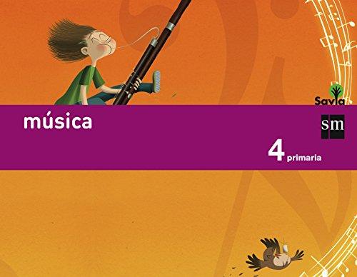 Descargar Libro Música. 4 Primaria. Savia Ángel Müller Gómez