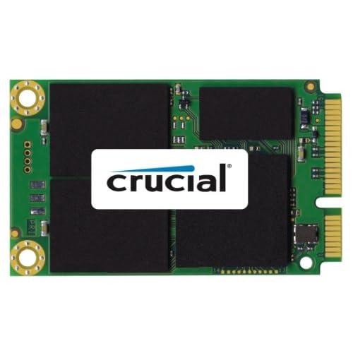 Crucial M500 SATA 6Gbs SSD ( 2.5inch / 120GB / MSATA ) CT120M500SSD3