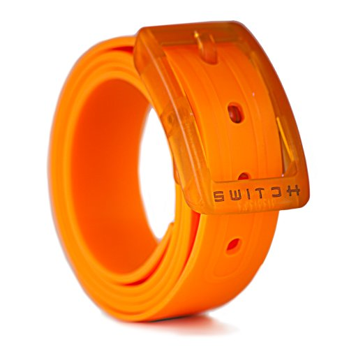 Skate Shop Atomic - Switch Belt - Cut To Size - One Size Fits Most - Golf/Ski/Skate (Atomic Orange)