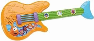 Bubble Guppies Fin-tastic - Guitarra de juguete