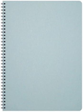 etmamu 652 Notizblock Pro Hellblau A4, 60 Blatt Punktraster