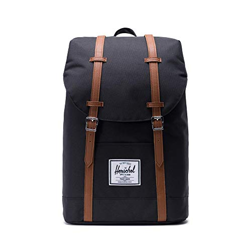 Herschel Retreat Backpack-Black