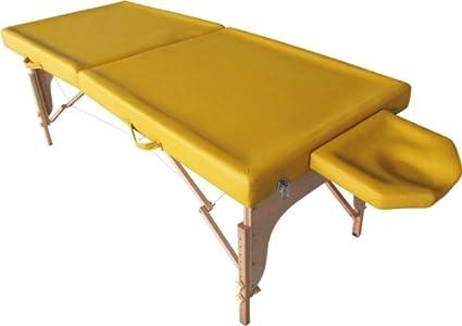 Lettino Per Massaggio Ayurvedico.Lettino Da Massaggio Mobile Per Massaggi Ayurvedici Legno 190 X 78