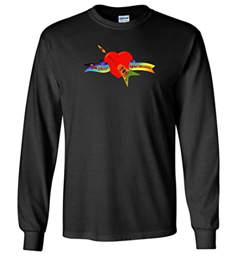 Tom Petty And The Heartbreakers Long Sleeve T Shirt 60s 70s Classic Rock Band Unisex T-Shirt for Men and Women