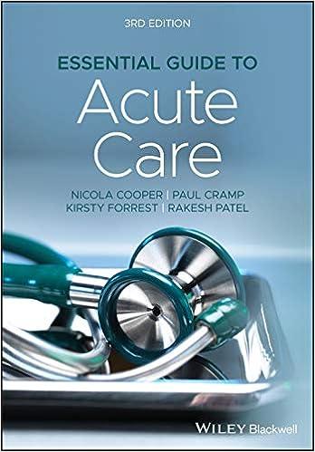 Essential Guide to Acute Care, 3rd Edition - Original PDF