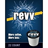 REVV COFFEE K CUP 132 COUNT