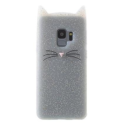 Amazon.com: Samsung Galaxy S9 Funda, ifunny lindo 3d ...