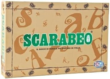 Scarabeo - Juego de Mesa: Amazon.es: Juguetes y juegos