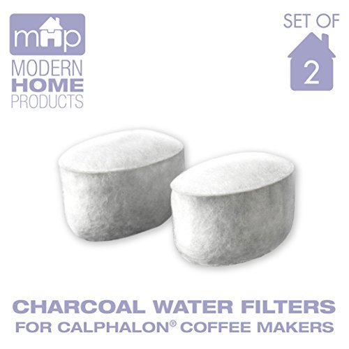 Nispira Charcoal Water Filters Replacement For Krups Coffee Makers F472 - 12 pks Maker Water Filter Cartridge