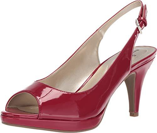Bandolino Womens Melt Medium Red Synthetic 8 M from Bandolino