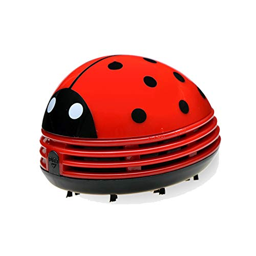 mini portable desktop vacuum
