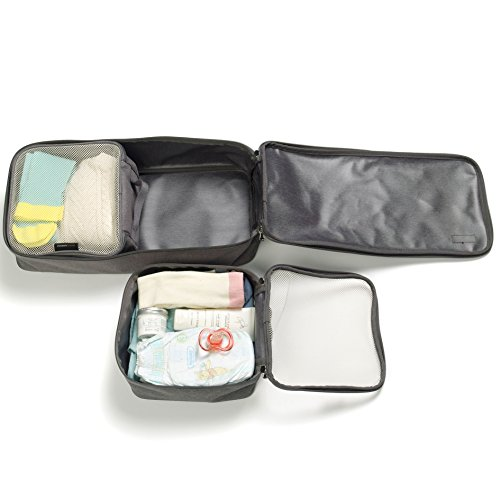 Storksak Travel Packing Blocks, Grey
