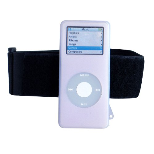 (CTA Digtal Skin Case for iPod nano (Armband Purple))