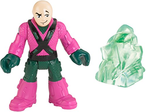 Fisher-Price Imaginext DC Super Friends Lex Luthor Action Figure