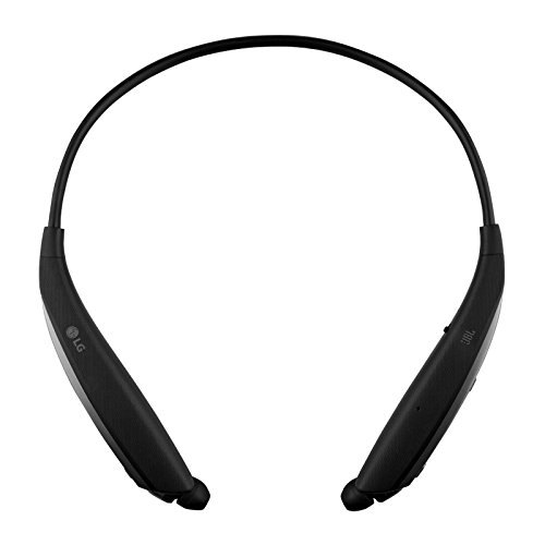 LG HBS-820 Tone Ultra Wireless Stereo Headset Black