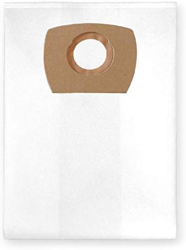 1x Bolsa reutilizable con cremallera para aspirador tejido Makita ...