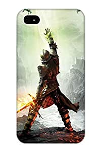 Hot Orvctm-3842-cmjvfnb Dragon Age 3 Inquisition Tpu Case Cover Series Compatible With Iphone 4/4s