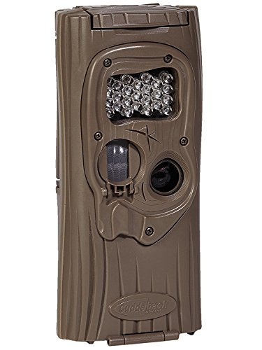 Cuddeback 8MP IR Plus Infrared Model 1309 Trail Game Hunting Camera with Mounting Bracket and (Ir Game)