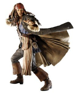 NECA Pirates of the Caribbean At World's End Captain for sale  Delivered anywhere in USA