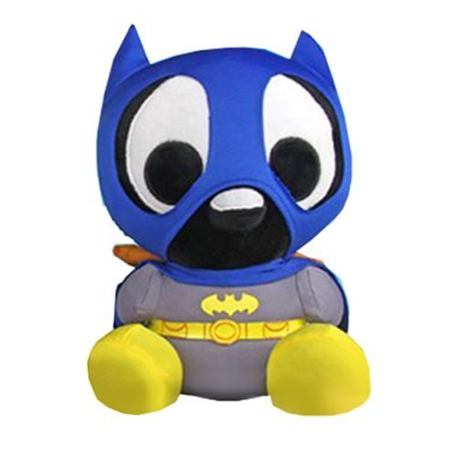 DC Skelanimals Girls of Gotham City Batgirl Quacky Plush -