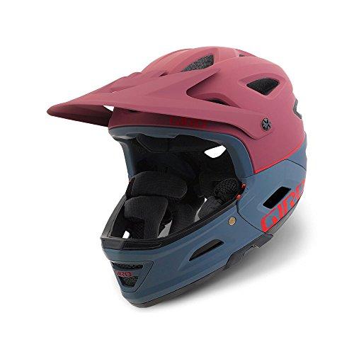 Giro Switchblade MIPS MTB Helmet Matte Dark Slate/Maroon Medium (55-59 cm)
