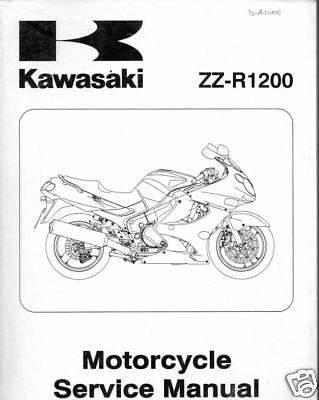 Zzr1200 - 2
