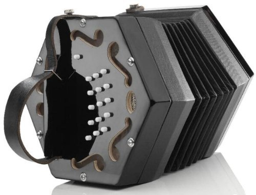 Rochelle Anglo Concertina, High Quality Concertina by Concertina