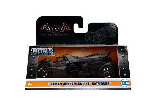 Batmobile Diecast Car (JADA 1:32 W/B Metals Batman Arkham Knight Batmobile Die Cast Car)