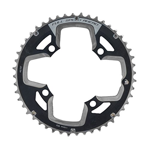 Fsa Super Road Bicycle - FSA Gossamer Super ABS Road Bicycle Chainring - 110x52t N-10/11 - 371-0031006050