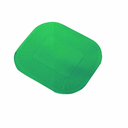 Dycem Pad - Dycem Non-Slip Pad, Green, Textured Rectangle, 10