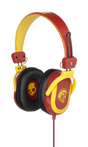 Agent Stereo Headphones (Skullcandy Agent (USC) (Discontinued by Manufacturer))