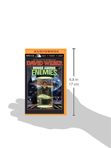 Honor Among Enemies (Honor Harrington): Amazon.es: David ...