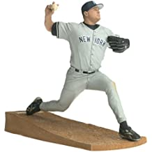 McFarlane MLB series 2 Roger Clemens New York Yankees Gray Jersey