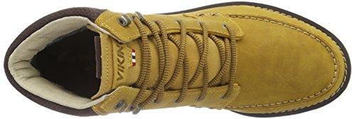 Kjenning Mustard Anfibi Brown Uomo 4318 Dark 4318 GTX Giallo Viking BpwFdF