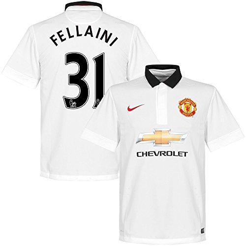 Manchester United Away Fellaini Jersey 2014 / 2015 - XXXL