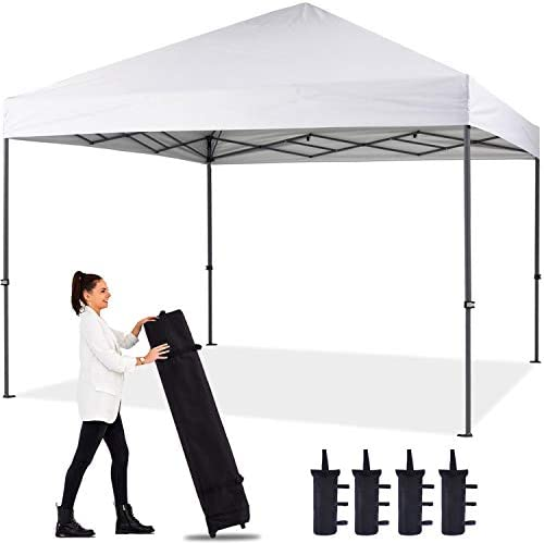 ABCCANOPY 12'x12' Pop up Canopy Instant Outdoor Tent Instant Shelter