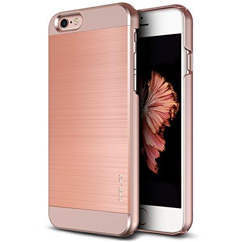 iPhone 6 Plus Case, OBLIQ [Slim Meta II][Rose Gold] Slim Fit Case for Apple iPhone 6S Plus(2015)