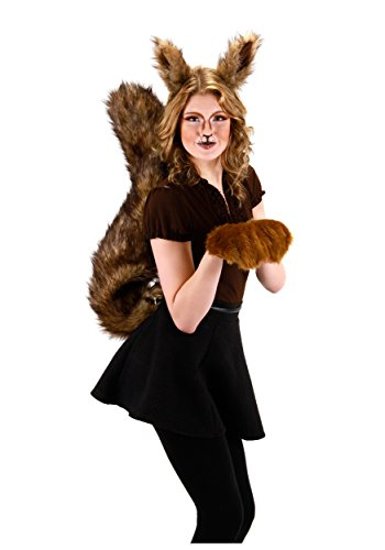 [Elope Oversized Squirrel Tail] (Squirrel Halloween Costume)