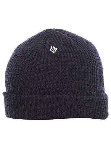 Volcom Volcom Full Stone - Volcom Young Men's Men's Full Stone Beanie Hat, Navy, O/S