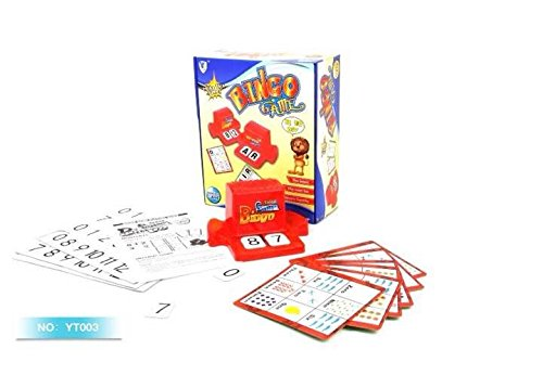 Little Treasures Matching Numbers Game - Teaches Number Recognition - Counting and Increases Memory - Recommended for Kids 3 Plus