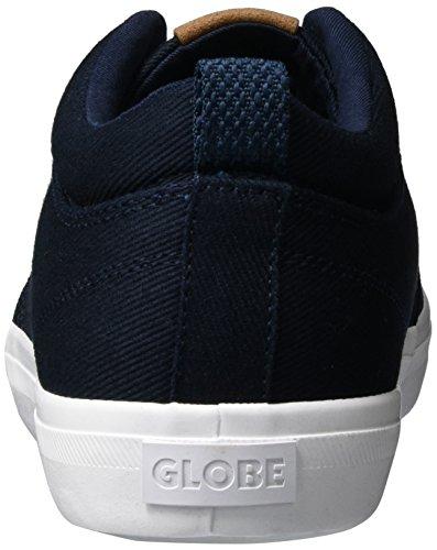 Globe Gs Chukka, Zapatillas de Skateboarding Hombre Azul (Navy/white)