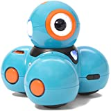 Wonder Workshop Robot Dash jouet pour filles et garçons pour apprendre à programmer en s'amusant – Le robot jouet éducatif MIST/STEAM avec applications gratuites